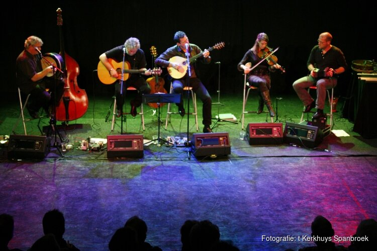 Ierse Luistermuziek van Kilshannig