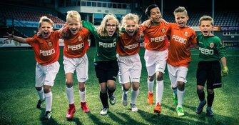 Jonger Oranje Talentendag met FC Volendam