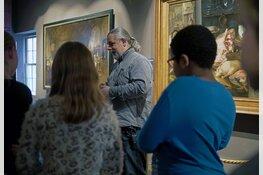 Rondleiding in Westfries museum over leren in de Gouden Eeuw tijdens onderwijsstaking