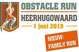 Ticketverkoop Obstacle Run Heerhugowaard gestart. Nieuw: Family Obstacle Run!