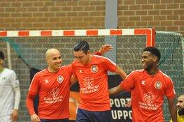Hovocubo overtuigend langs Feyenoord Futsal