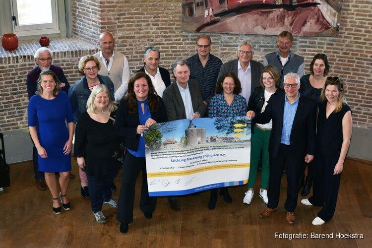 Groen licht voor Stichting Marketing Enkhuizen e.o.