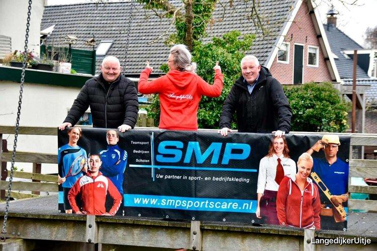 Nieuwe bedrijfskleding LangedijkerUitje door SMP Sportscare