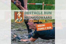Family Obstacle Run tickets al vanaf 19,25