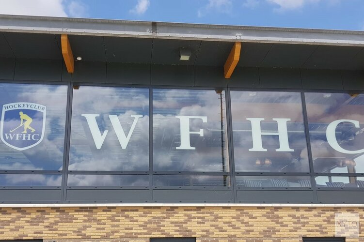 Heren WFHC Hoorn winnen ruim, dames missen teveel kansen