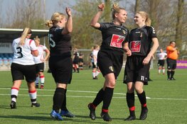 Vrouwen FC Medemblik opportunistisch naar gelijkspel