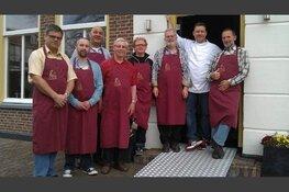 Herensociëteit bij PISA in Hoorn