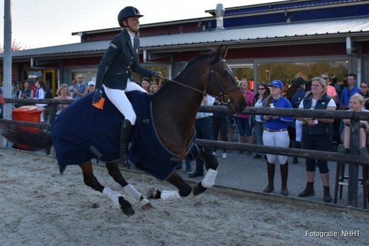 Alles ligt nog open na tweede dag North Holland Horse Trials
