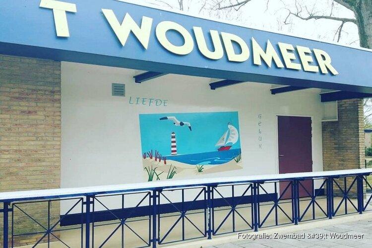 Openingsfeest zwembad 't Woudmeer