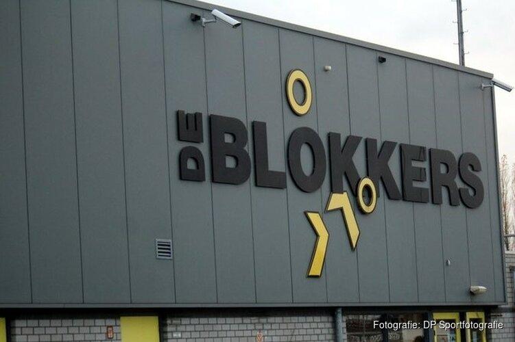 Geen punten in midweeks duel voor De Blokkers