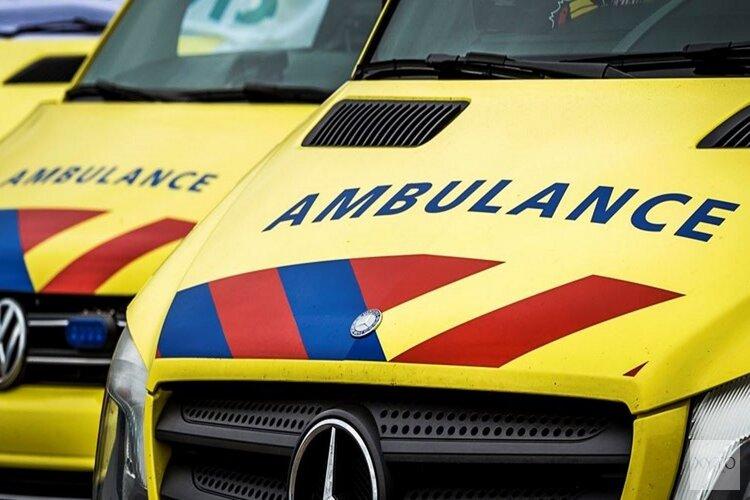Automobilist zwaar gewond bij eenzijdig ongeval Grootebroek