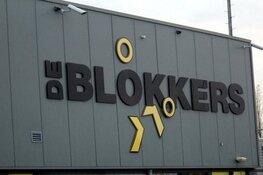 Vrouwen De Blokkers pakken vierde plaats
