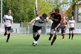 Ruime zege HSV Sport, Always Forward speelt gelijk
