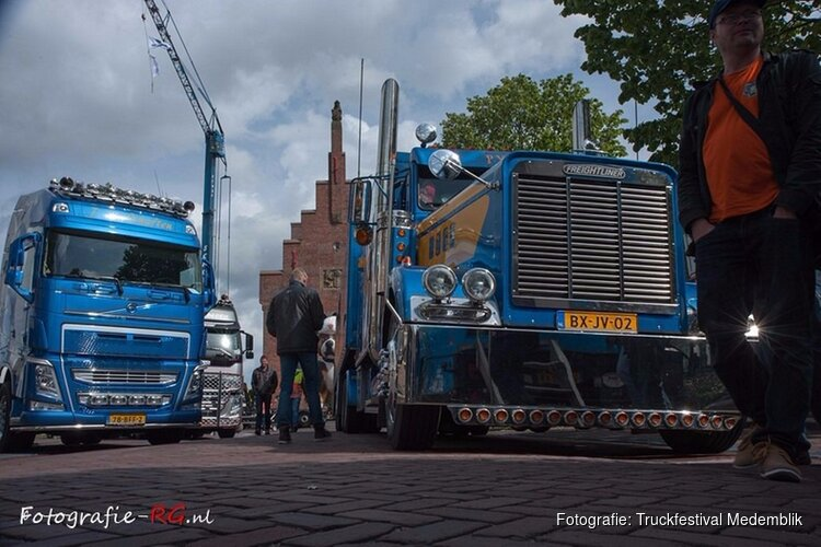 Truckfestival West-Friesland