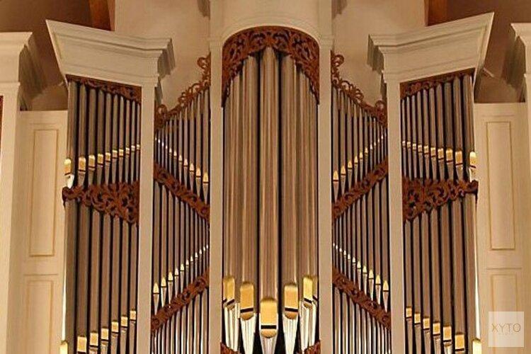 Zomerserie orgelconcerten in Venhuizen