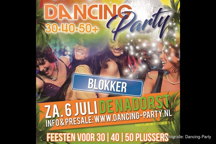 Dancing Party - Dansfeest - Blokker