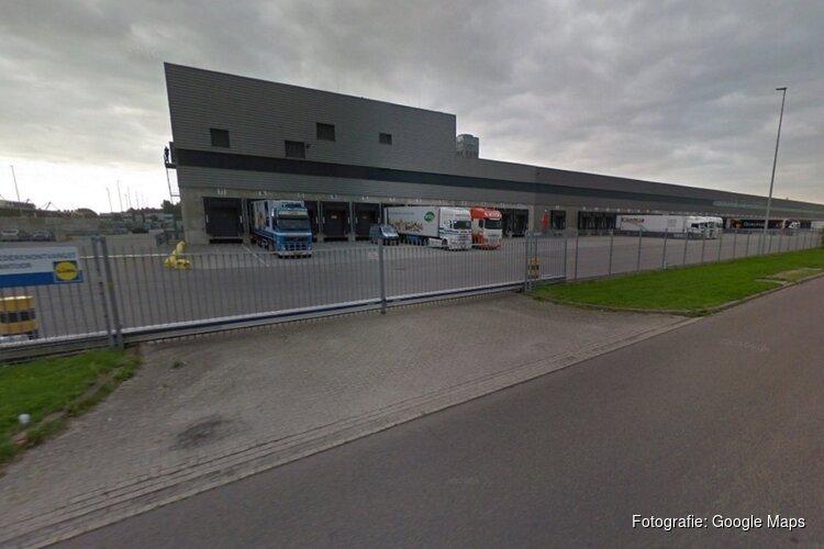 Distributiecentrum Lidl vertrekt uit Zwaag