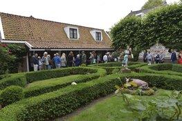 Tuinenwandeling met Oud Hoorn