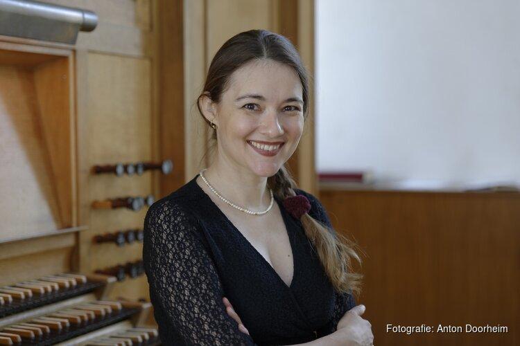 Piano- en orgelconcert door Lidia Ksiazkiewicz  in NH kerk Venhuizen op 11 juli a.s.