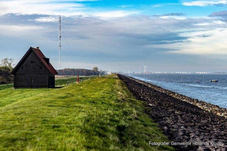 Opening nieuwe wandel- en fietsroute langs de IJsselmeerkust