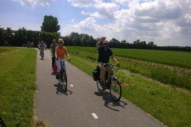 Recreatieve triatlon voor senioren