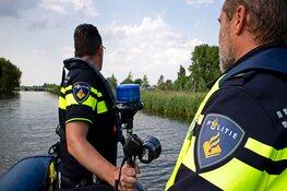 Politie Noord-Holland ook op het water actief
