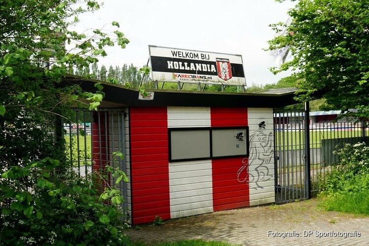 Hollandia opent nieuwe seizoen in eigen huis tegen JOS/Watergraafsmeer
