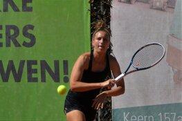 Organisatie spreekt van sterk deelnemersveld tijdens Boekweit Olie Tennistoernooi