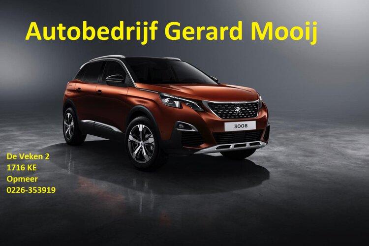 Autobedrijf Gerard Mooij; specialist in peugeot