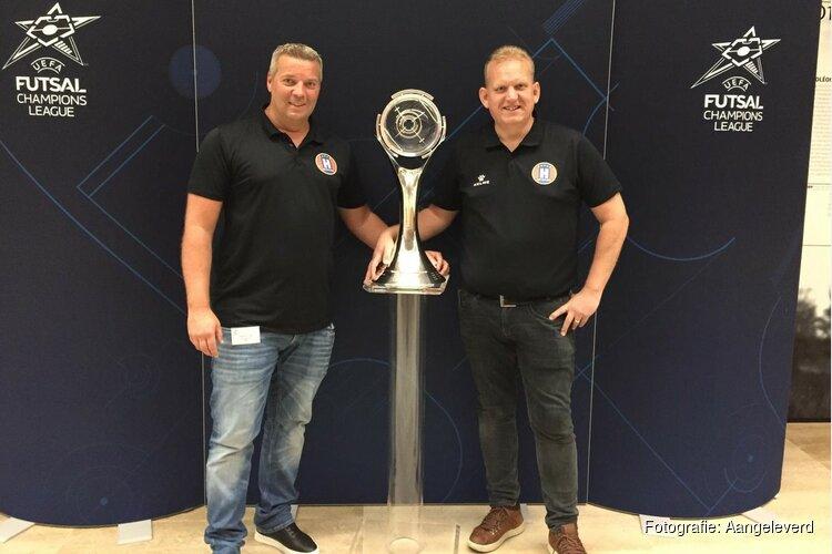 Hovocubo treft kampioenen uit Engeland, Gibraltar en Schotland in voorronde Champions League