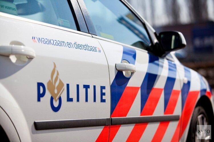 Bestuurder laat auto achter in sloot Oudendijk