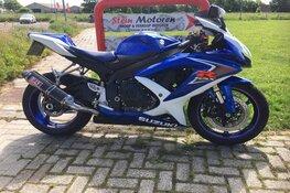 Aanbod Suzuki motor GSXR 600 bij Stein Motoren