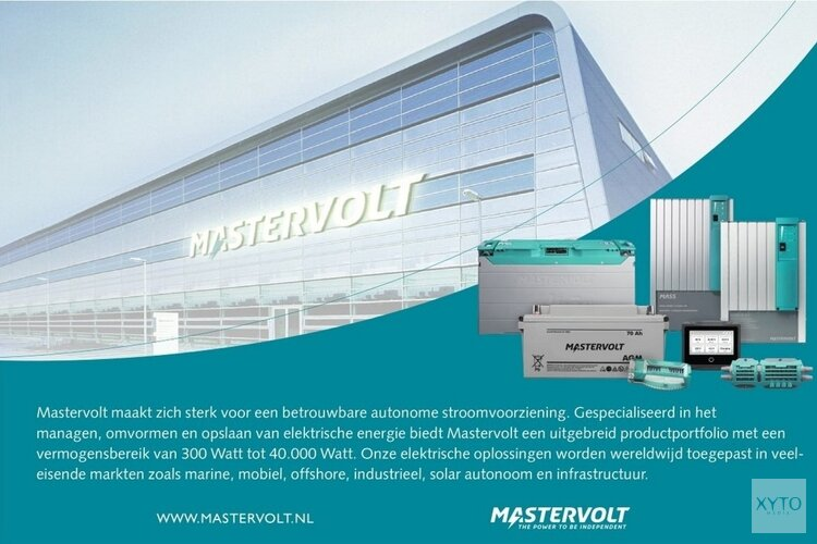 Mastervolt: The power to be independent