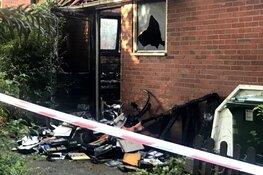 Opnieuw brand bij geterroriseerde familie in Hoorn: schuur gaat in vlammen op