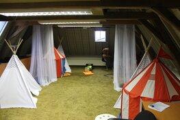 Chillplek tijdens Landbouwdag Opmeer