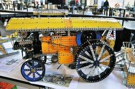 Meccanoweekend in het Stoommachinemuseum