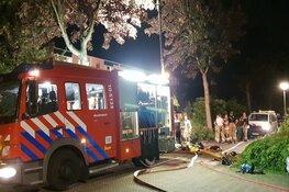 Fatale brand Zwaag laaide na vertrek brandweer weer op