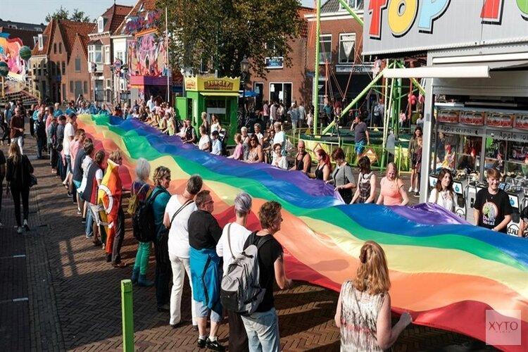 Pride Walk Hoorn op 12 augustus