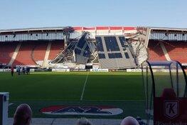 AZ speelt komende wedstrijden in het stadion van ADO Den Haag