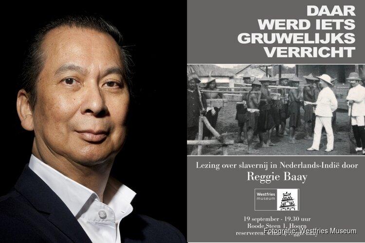 Lezing Reggie Baay over slavernij in de Oost