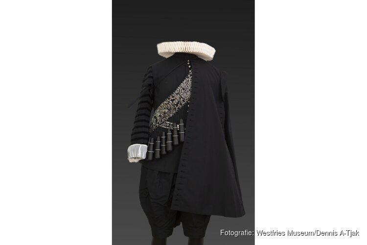 Miniatuur schutter Rien Bekkers in Westfries Museum