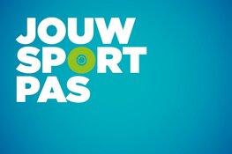 Jouw Sport Pas (JSP) is weer begonnen!