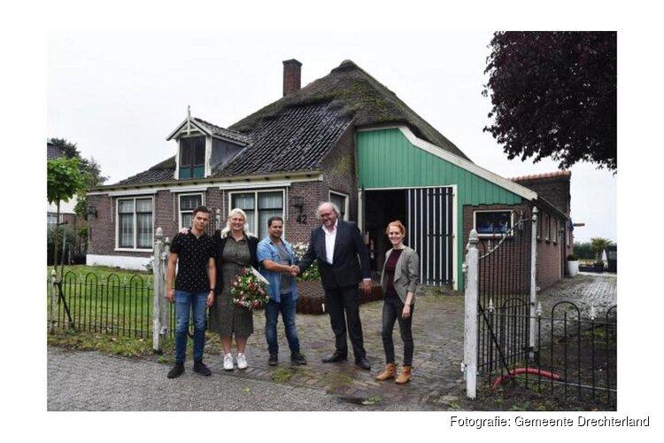 Oudste stolpboerderij van West-Friesland ontdekt!