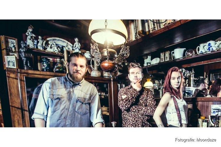 Blues Rockband Moondaze naar Enkhuizen
