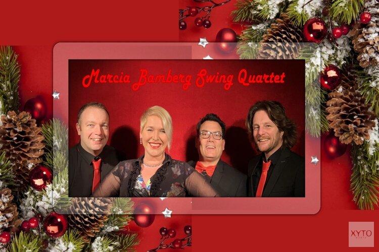 Het Marcia Bamberg Swing Quartet komt naar De Brink. Voorverkoop gestart!