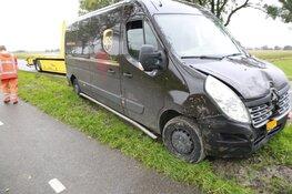 Gewonde bij ongeval N248 Barsingerhorn