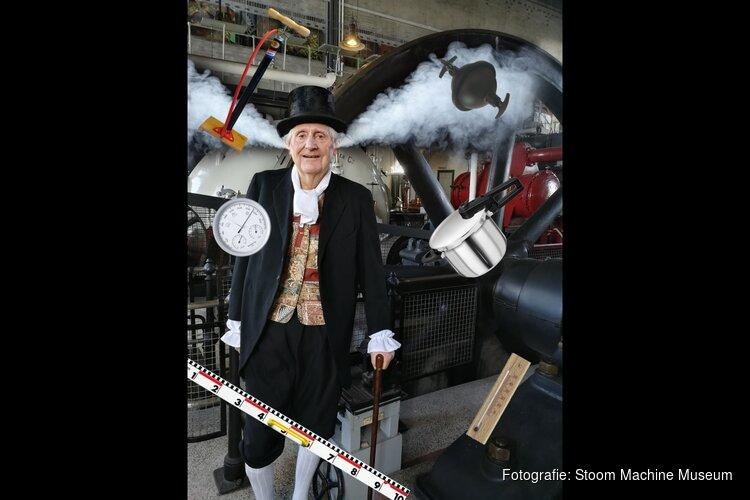 Glasblazen en Stoom uit je oren! Naar het Stoommachinemuseum in de Herfstvakantie!
