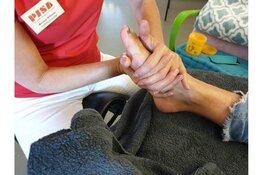 Voetreflex massage bij Pisa in Hoorn