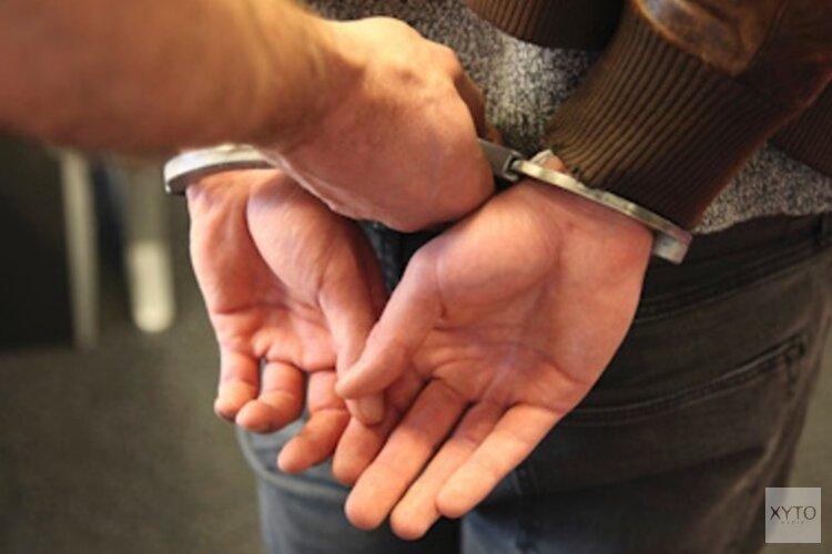 Verdachte van aanranding aangehouden