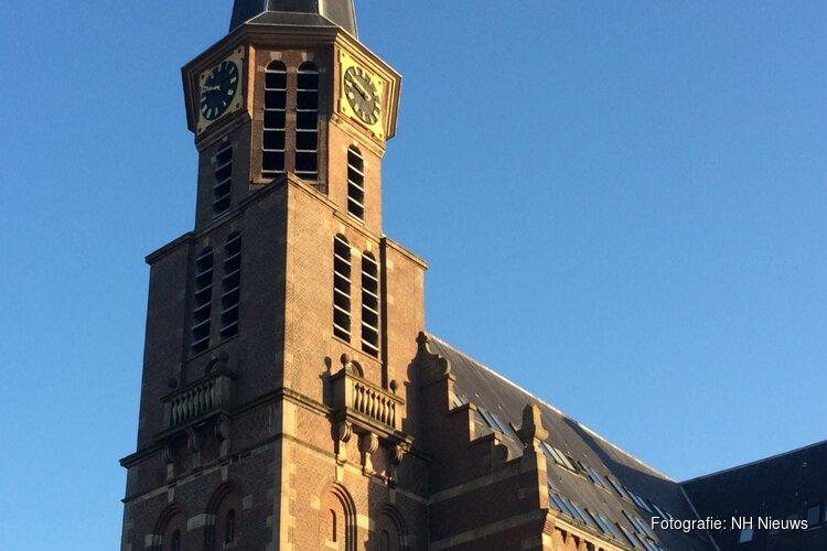 Fundering Grote Kerk in Hoorn moet zo snel mogelijk hersteld worden